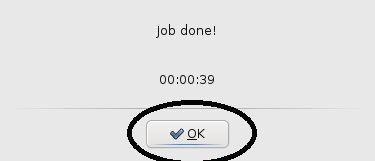 Job done!